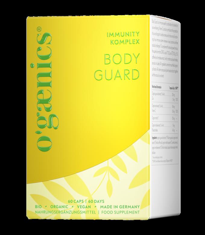 Body Guard Immunity Komplex ein starkes Immunsystem