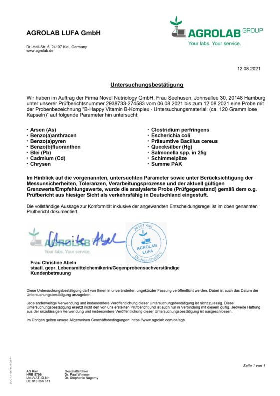 B-Happy_EXAMINATION_CERTIFICATE_DE