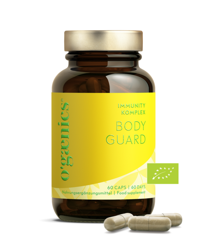 Ogaenics_Nahrungsergaenzungsmittel_Body-Guard_Immunity-Komplex_für ein starkes Immunsystem