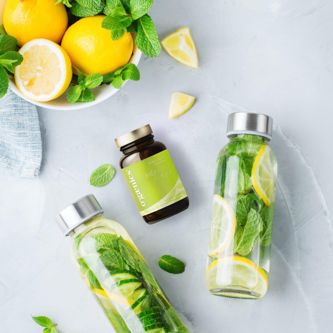 Healthy Kick pflanzliches Vitamin C