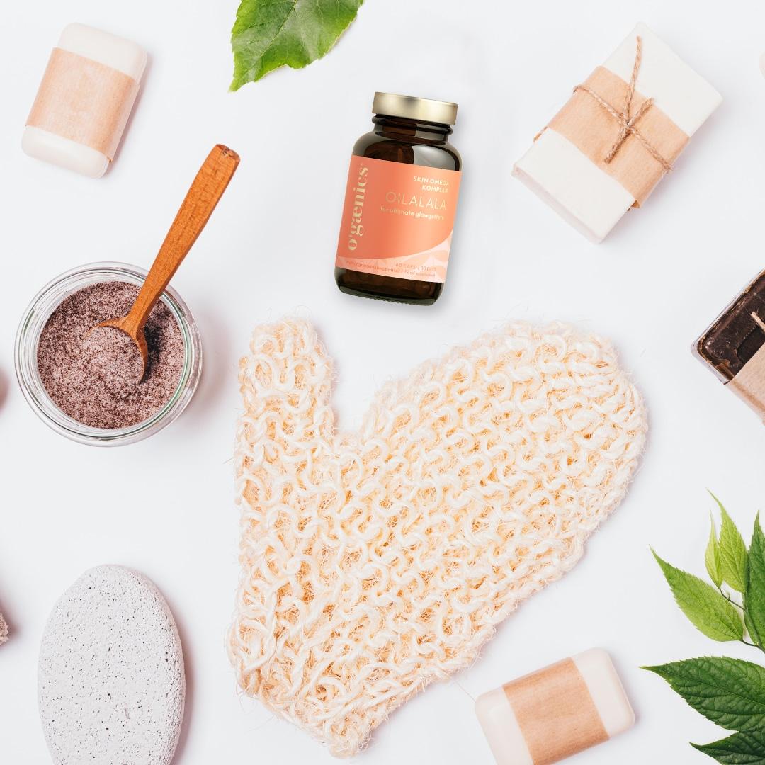 Oilalala Skin Omega Komplex für trockene Haut