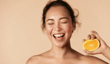 Was Vitamin C für Ihre Haut leistet