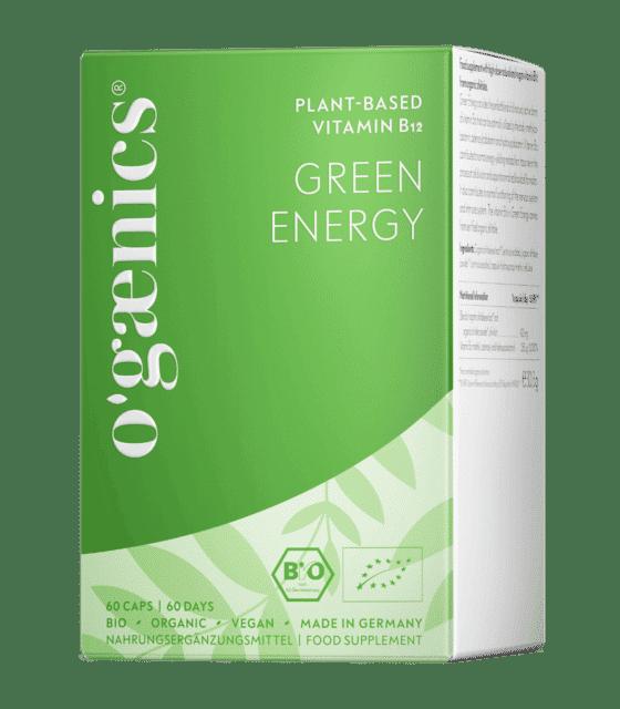 Ogaenics-green-energy-bio-vitaminb12-nahrungsergaenzung-packung
